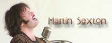 Go see  Martin now appearing all over!!